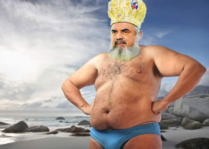 Ca si aibă loc să construiască din nisip o Catedrală, Patriarhul a rezervat toată plaja din Mamaia