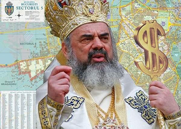 Patriarhul Daniel a primit titlul de cetățean de onoare al Capitalei și sectorul 5