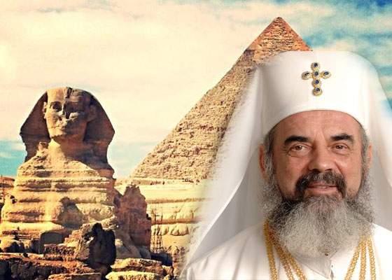 După ce va termina Catedrala Mântuirii Neamului, Patriarhul va primi titlul de Keops
