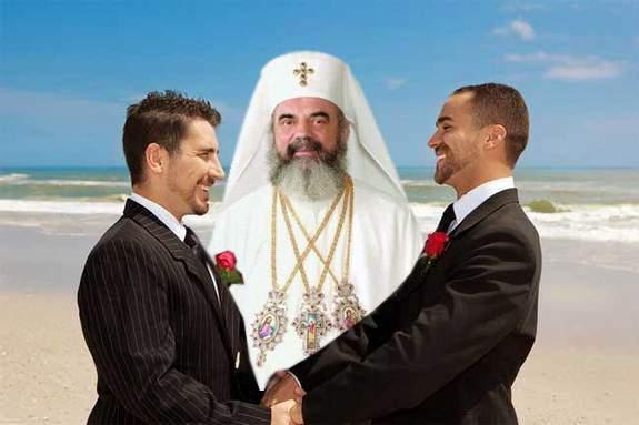 Banul să iasă! Patriarhul a anunțat prețurile pentru care BOR va oficia căsătorii între homosexuali