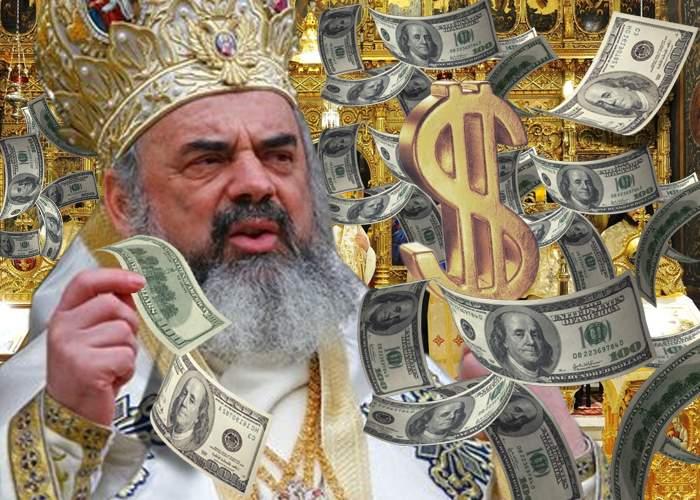 Har divin! Patriarhul Daniel simte cu câteva minute înainte fluctuaţiile cursului valutar