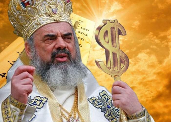 Semn divin: canicula e dată de Dumnezeu ca să-l obişnuiască pe Patriarhul Daniel cu iadul