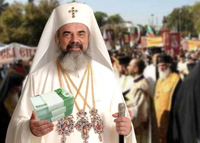 Patriarhul Daniel le cere românilor să pună câte-o cărămidă de bani la fundaţia Catedralei Neamului