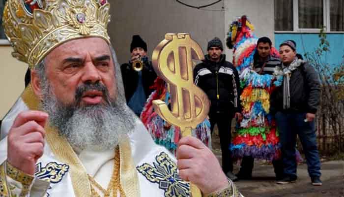 Patriarhul avertizează: Nu daţi bani colindătorilor! Acei bani se cuvin bisericii!