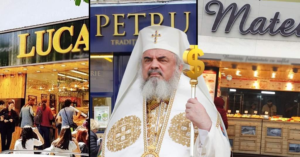 Covrigăriile Luca, Petru şi Matei, obligate să plătească 25% din profit Bisericii