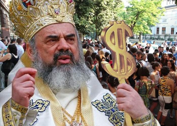 Scandal! Patriarhul Daniel refuză să le dea banii de acatiste înapoi elevilor care au căzut la Bac