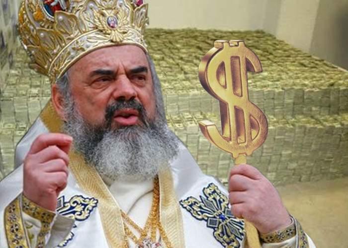 Patriarhul își numără de două zile banii, să se asigure că Halep e numărul 1 doar la tenis, nu și la bani