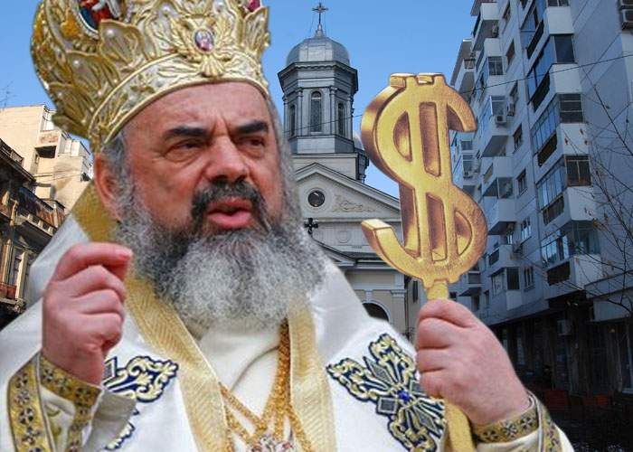 """Patriarhul: """"Când treci prin dreptul bisericii, nu-ţi face cruce, bagă mâna în buzunar şi donează!"""""""