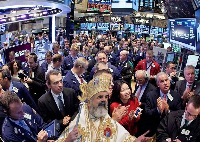 Patriarhul Daniel a plecat în pelerinaj la Bursa din New York