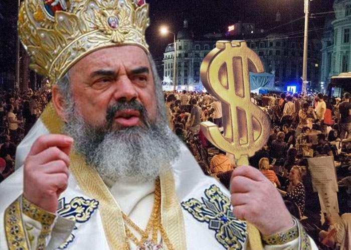 """Patriarhul Daniel denunţă contractul cu RMGC: """"Mie nu-mi iese nimic!"""""""