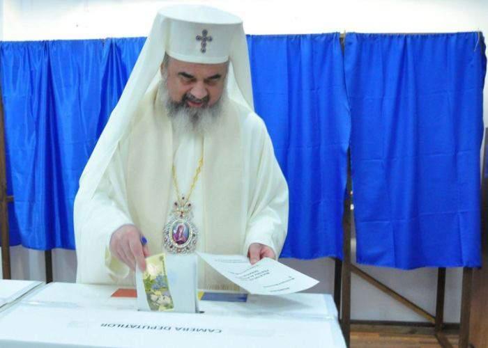 Patriarhul Daniel, revoltat că românii au pus în urne doar voturi, nu și bani pentru Catedrală