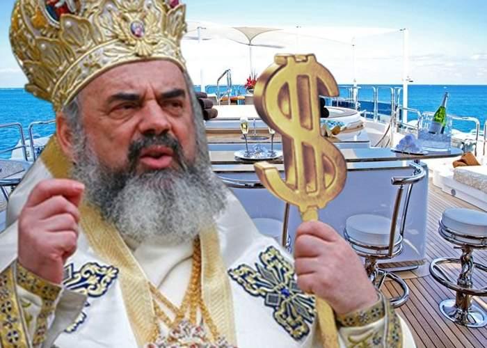 """Patriarhul Daniel şi-a luat yacht: """"Nu sunt Iisus, să umblu pe apă, nici Moise, să despart apele"""""""