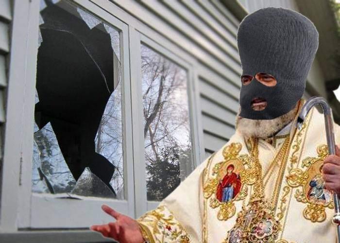 Hoţul care a furat 344.000 lei de la mânăstirea Paserea, identificat: e chiar Patriarhul Daniel!