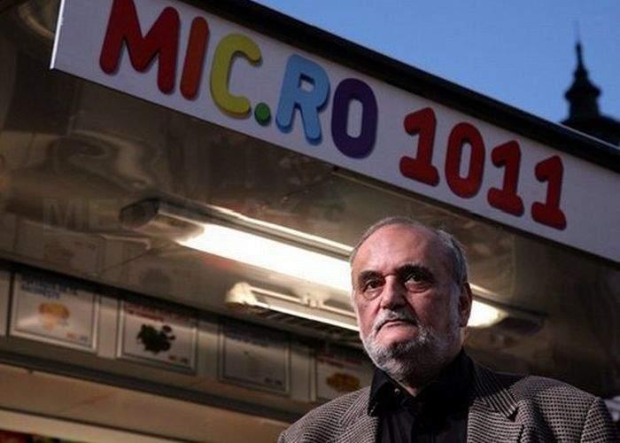 Patriciu a aprovizionat magazinele Mic.ro cu produse de post negru