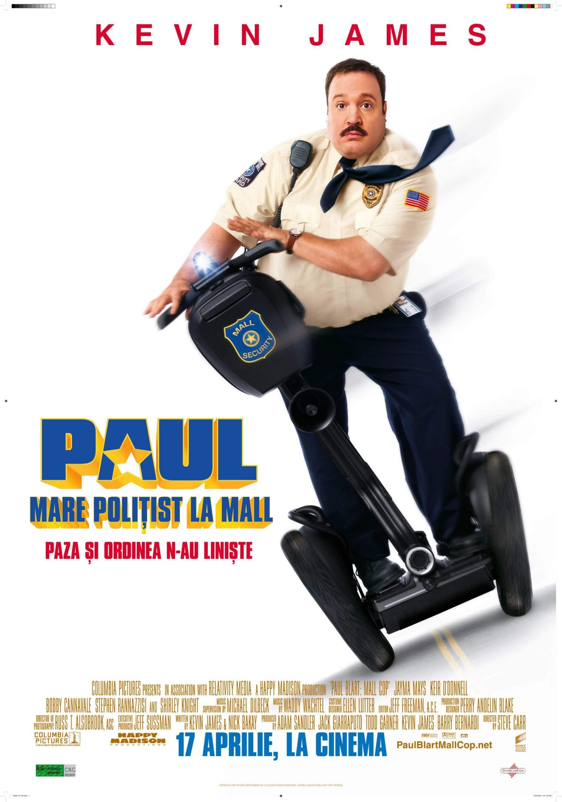 Paul Blart: Mall Cop 2. Polițist, defectiv