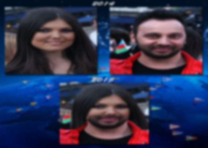 Foto exclusiv! La Eurovision 2015, Paula Seling nu va mai cânta cu Ovi, ci doar cu barba lui Ovi