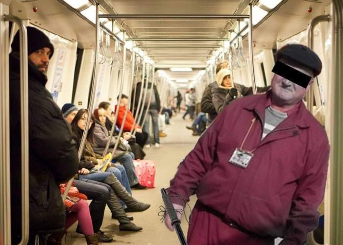 Odios! O familie n-a declarat decesul bunicului ca să-i ia în continuare salariul de paznic la metrou