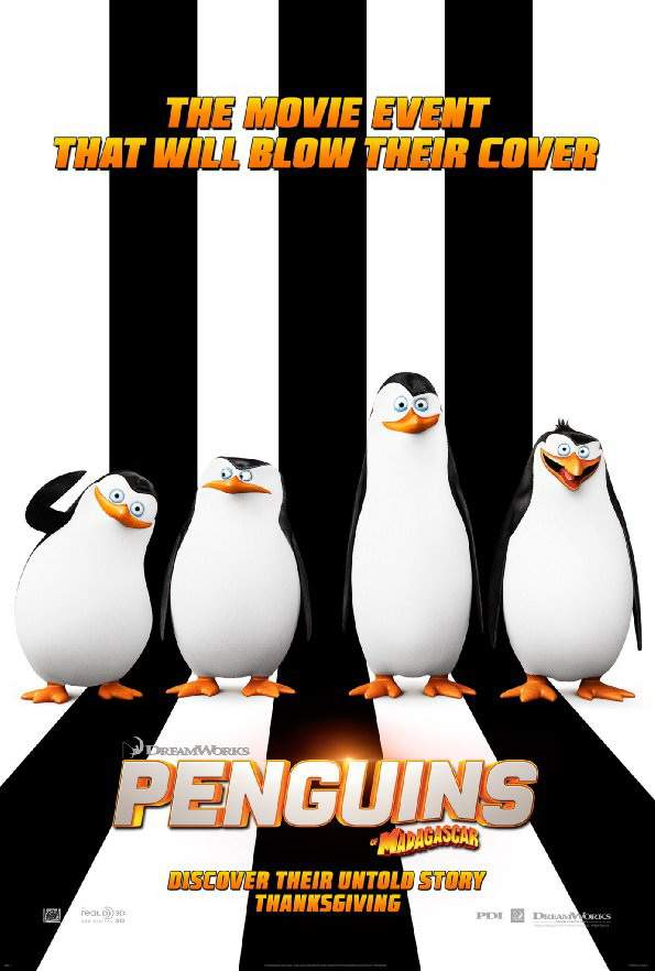 Penguins of Madagascar – Made in China