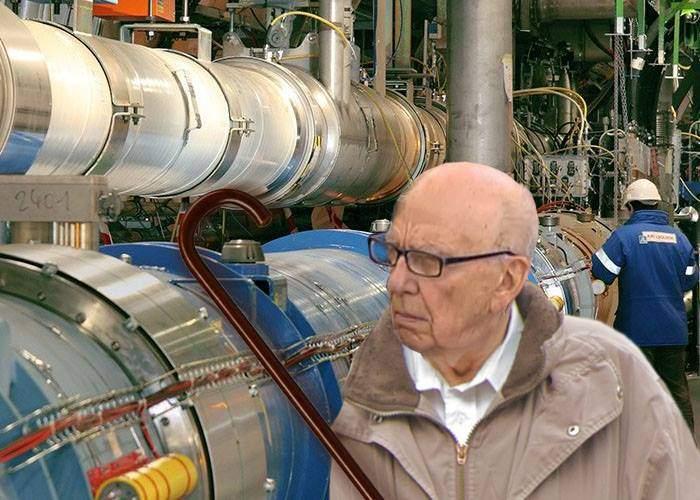"""Un pensionar elvețian tot le bate savanților de la CERN în țeavă să dea acceleratorul mai încet """"că lumea mai și doarme"""""""