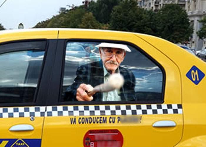 Creşte nivelul de trai? Au apărut pensionarii care te înjură dacă nu le cedezi locul în taxi