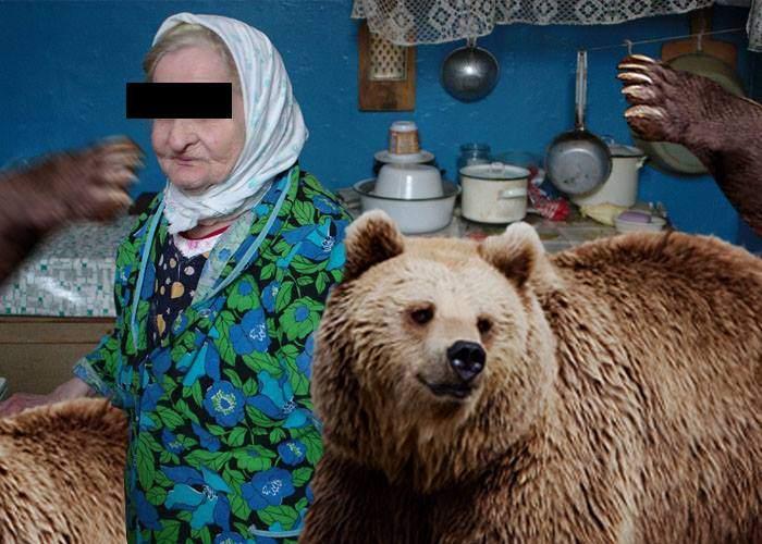Poliţia a intervenit la o pensionară din Braşov, care ţinea 29 de urşi într-o garsonieră