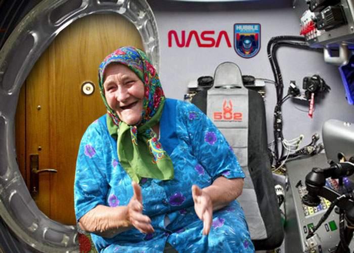 Pensionari români, angajaţi de NASA să se uite toată ziua pe vizorul de la Hubble