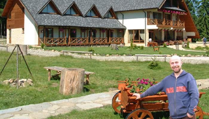 Un român şi-a deschis pensiune cu obiectele pe care le-a furat din hotelurile în care a stat