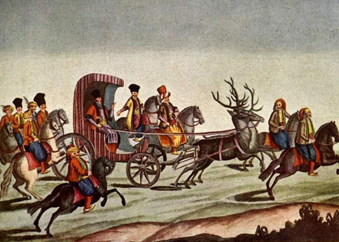 S-a descoperit o petiţie din 1796, prin care hipsterii cereau benzi de călăreţi pe Podul Mogoşoaiei