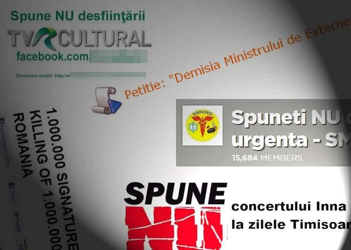 Petiția pentru castrarea chimică a celor ce fac petiții online, aprobată de Parlament