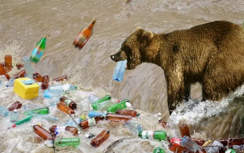 Scrumbia de plastic! PET-ul de pe râul Olt a devenit marcă protejată la nivel european