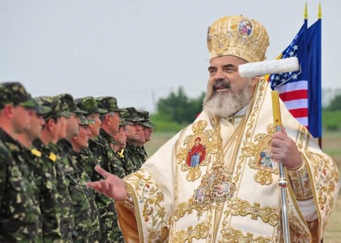 Preluarea bazei Deveselu, amânată: Patriarhia încă negociază cu americanii comisionul de sfinţire