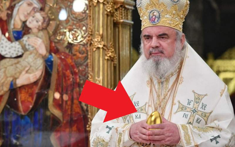 """Patriarhul Daniel, campion la ciocnit şi anul ăsta: """"Secretul meu? Oul de aur!"""""""