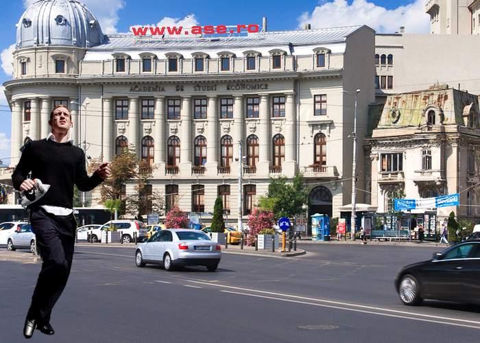 Un pieton de la Piaţa Romană va reprezenta România la Olimpiadă, la probele de sprint