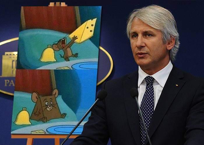 Ministrul Finanţelor susţine că pilonul II de pensii a fost mâncat de şoareci