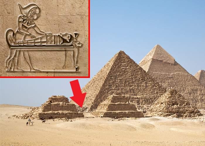 Secretul piramidelor! Egiptenii le construiau ca să-şi apere mumiile de babele care veneau la pupat