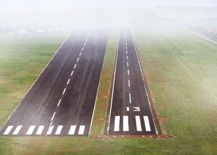 Aeroporturile ar putea fi dotate cu piste de aterizare pentru femei, de 2 ori mai late