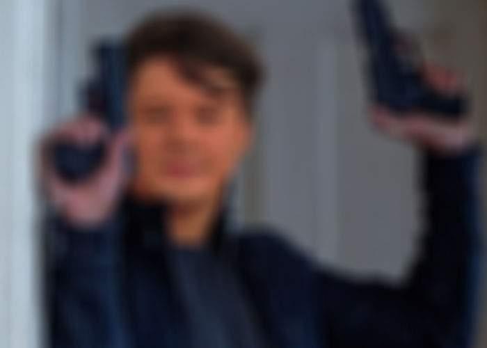 Foto exclusiv! Poliţia a publicat portretul robot al autorului atacului armat din Vitan
