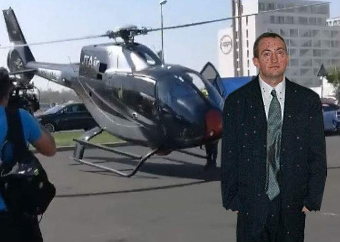 Victima tăcută a elicopterului din Mamaia. Un bărbat care se căca în boscheți a fost umplut de pistrui