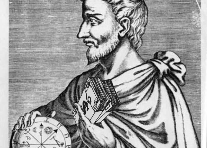 Corupţie la Bac! Pitagora a primit şpagă ca să-şi modifice teorema în funcţie de lucrările elevilor