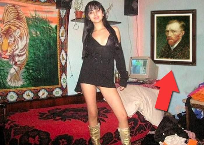 """Piţipoancă ţepuită pe internet: """"În loc de carpetă cu Răpirea din Serai am primit tablou de van Gogh"""""""