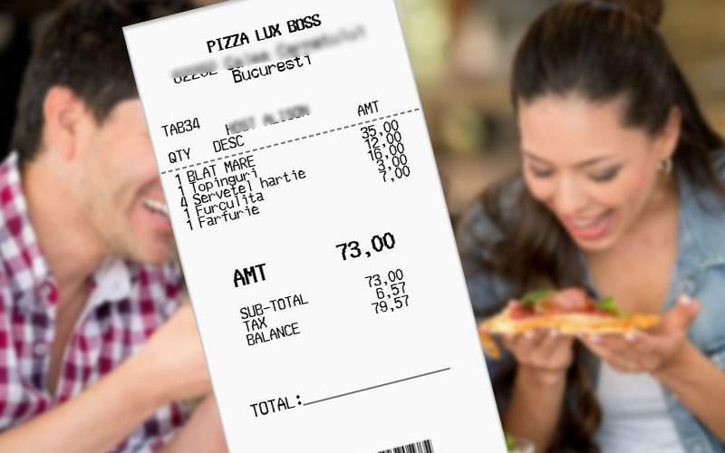 S-a deschis prima pizzerie cu specific românesc: blatul se plătește separat