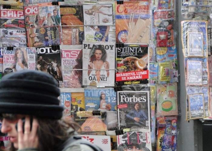 Închideţi adulţii în casă! A apărut Playboy-ul cu Oana Zăvoranu