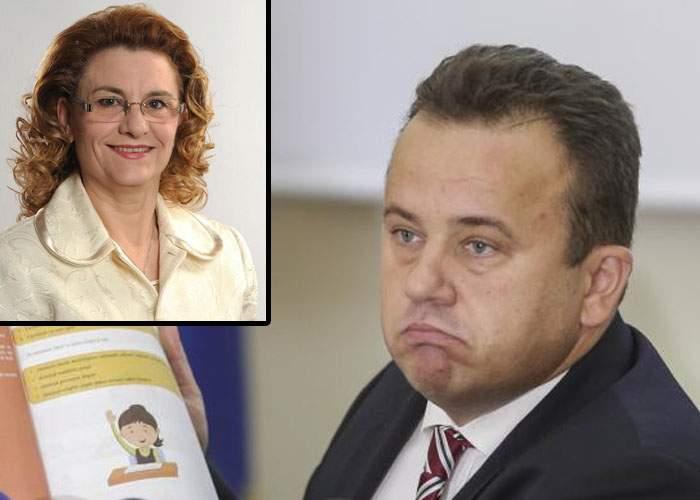 Sătul să râdă lumea că e analfabet, ministrul Liviu Pop şi-a luat meditator la română! Din păcate, e Maria Grapini