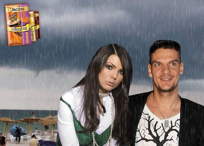Paula Seling şi Tudor Chirilă lucrează la un duet: Ploua infernal în Vama Veche
