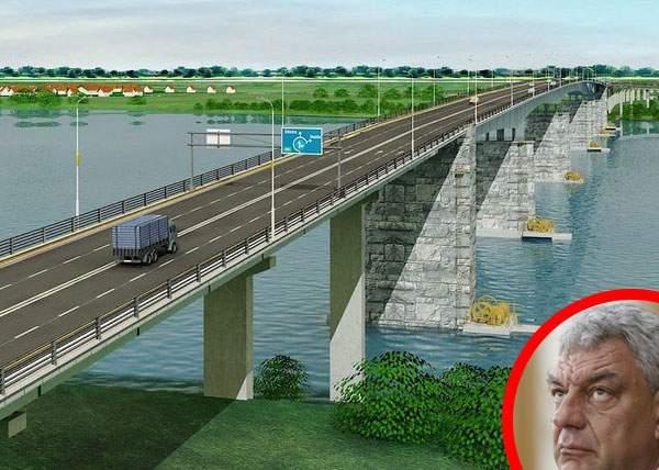 Sacrificii pentru infrastructură. Ca să se facă podul de la Brăila, va fi dărâmat jumătate din Galaţi