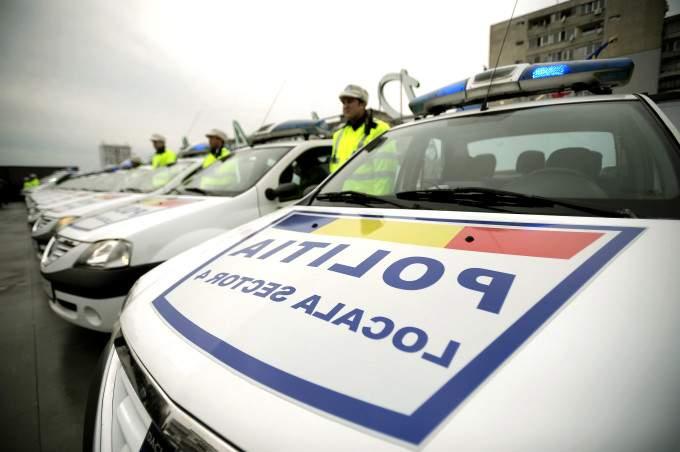 Tentativă de jaf la şaormărie, împiedicată de 174 de poliţişti locali aflaţi în zonă