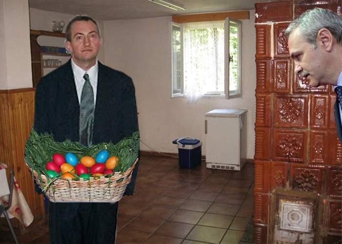 Tradiţii electorale. Azi românii roşesc ouă, iar la noapte vin politicienii şi le fură