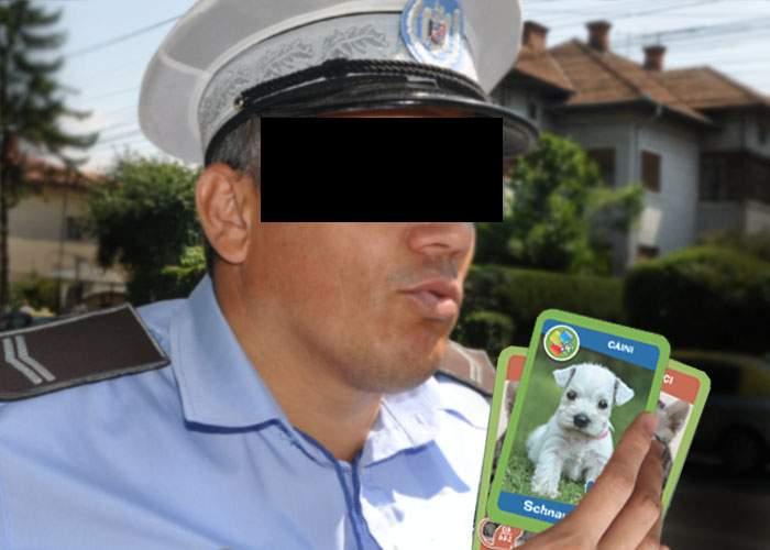 Poliţiştii ridică ştacheta! Nu mai cer şpagă în bani, ci în cartonaşe Mega Image