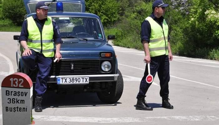 Atenţie la poliţiştii bulgari! Mai nou trec Dunărea şi stau la pândă şi pe DN1!