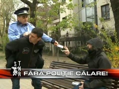 Polițiști călare
